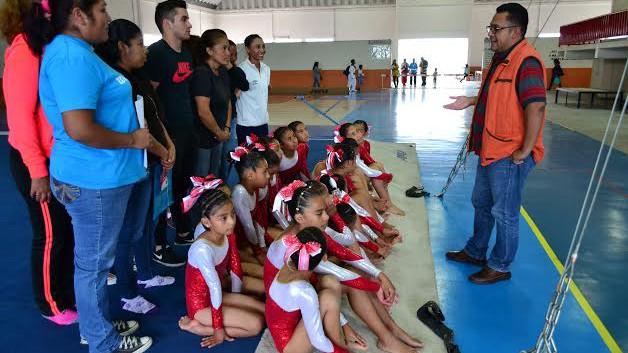 Chimalhuacán se impone en el regional de gimnasia