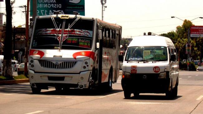 Investiga Edomex corrupción en concesiones de transporte público
