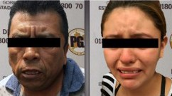 Desmantela PGJEM un punto de venta de droga en Tlalnepantla y detienen a dos sujetos