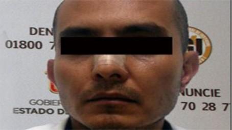 PGJEM detiene a un sujeto que presuntamente agredió sexualmente a dos menores de edad