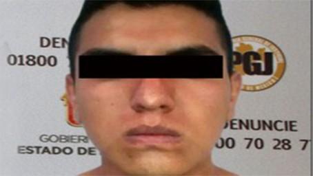 Detiene PGJEM a un presunto extorsionador en Ecatepec