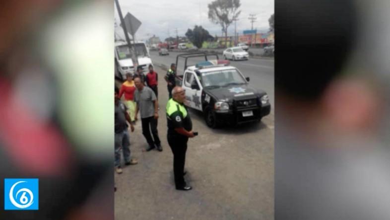 Detención ilegal de Antorchistas en Ecatepec