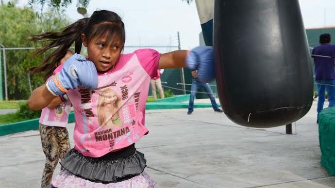 Apoya Antorcha el boxeo popular