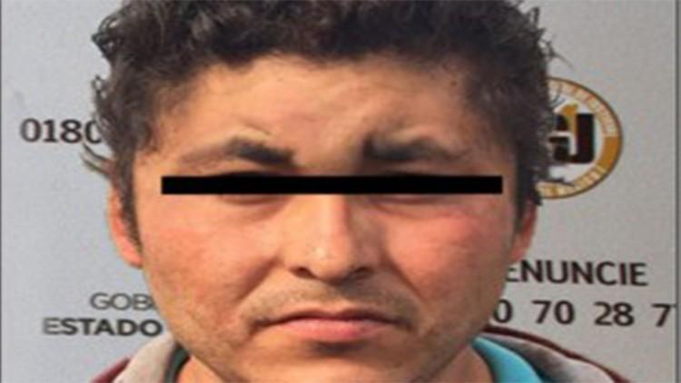 Asegura PGJEM a un presunto homicida en Valle de Chalco
