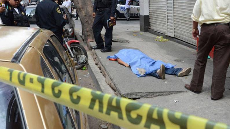 2016 año con mas homicidios en sexenio de Peña Nieto