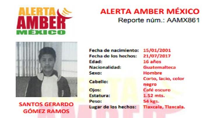 Alerta Amber México