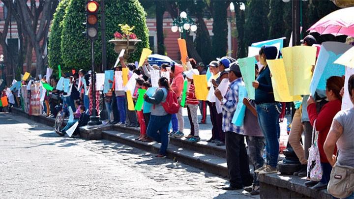 JUSTICIA PARA ALCALDE DE HUITZILAN, PIDEN 93 EDILES DE PUEBLA