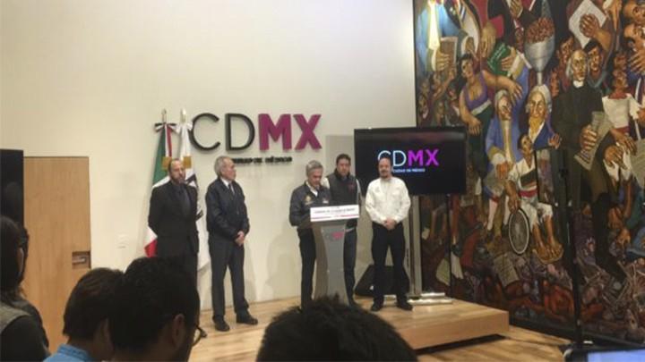MANDARÁN ALERTA SÍSMICA POR APP 911 DE LA CDMX