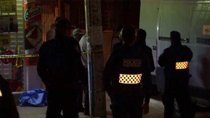 POLICÍA PROTAGONIZAN ACALORADA DISCUSIÓN Y TERMINAN BALEADOS EN IZTACALCO