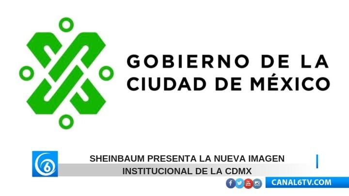 Presentan nuevo logo de la Ciudad de México