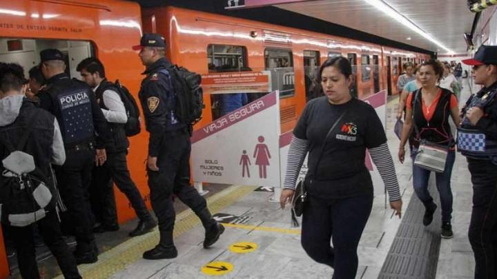 A tan solo 10 días de la instalación de módulos en el Metro de la Cdmx ya hay 832 reportes
