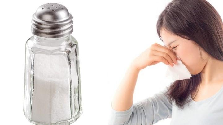 Según investigadores el comer sal fomenta alergias