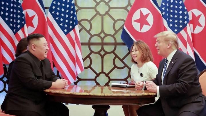 Fracasa cumbre entre Donald Trump y Kim Jong-un