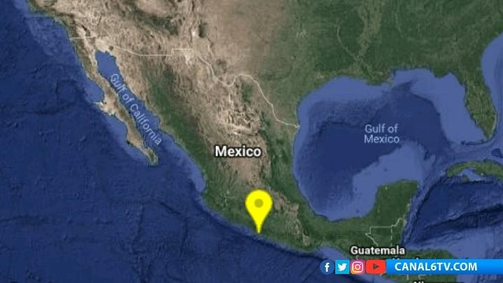 Sismo de 5.1 en Guerrero se percibe en la CDMX