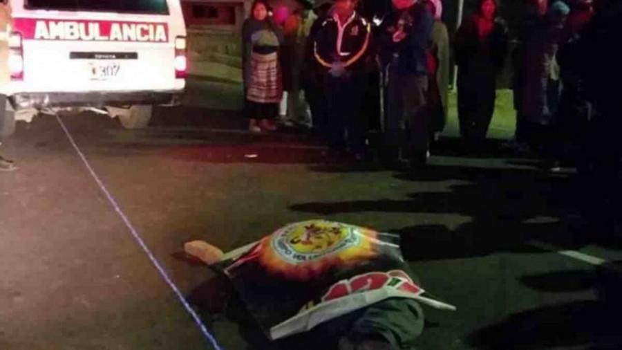 En Guatemala un tráiler atropella a multitud