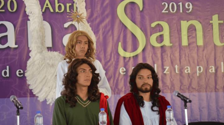 La 176 representación de la Pasión de Cristo gastará casi cinco millones de pesos.