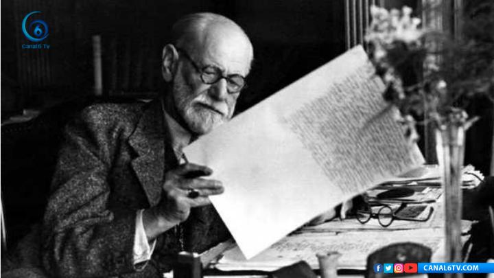 Sigmund Freud, una de las mayores figuras intelectuales del siglo XX
