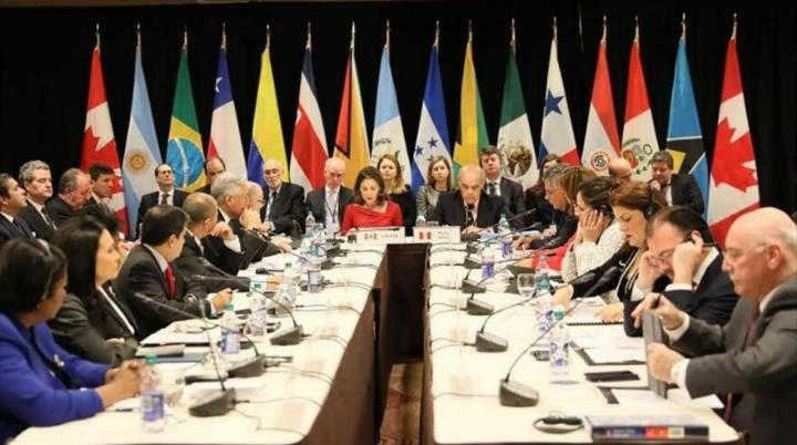 Países latinos rechazan intervención de EE.UU. en América