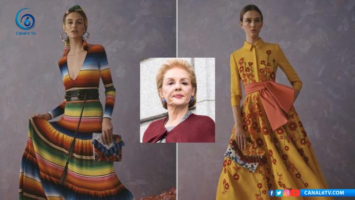 Secretaría de Cultura exige que Carolina Herrera responda