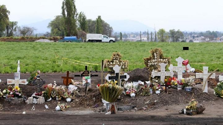 Hoy se cumple un año de la tragedia en Tlahuelilpan