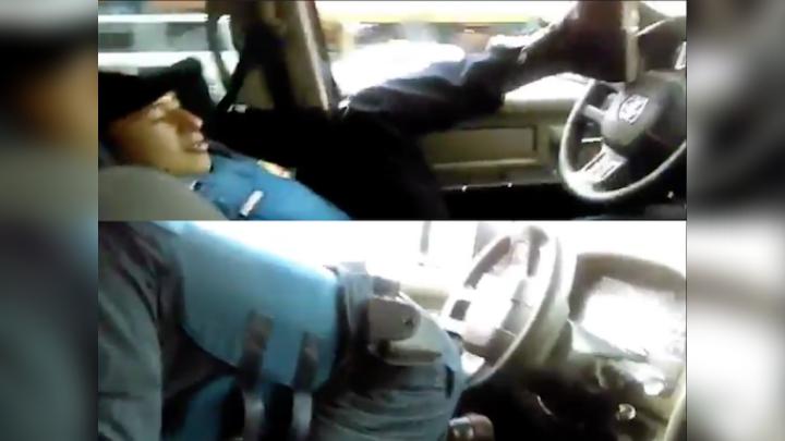Policía de la CDMX muestra su destreza
