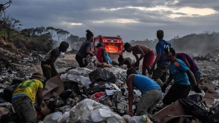 América Latina azotada por la peor crisis económica