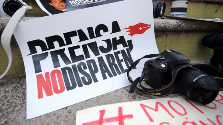 Periodistas en peligro mueren por centenas
