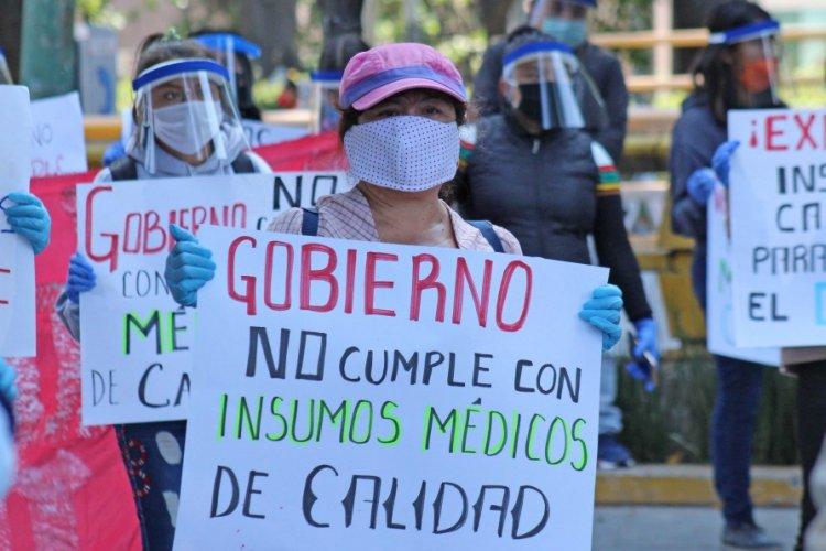 Chimalhuacán solicita insumos sanitarios para personal de los hospitales 90 Camas y San Agustín