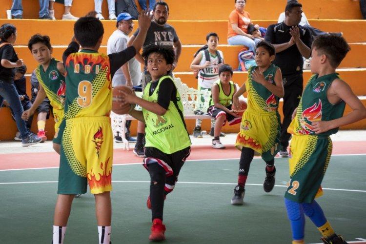 Cuarto día de la Espartaqueada Deportiva Nacional