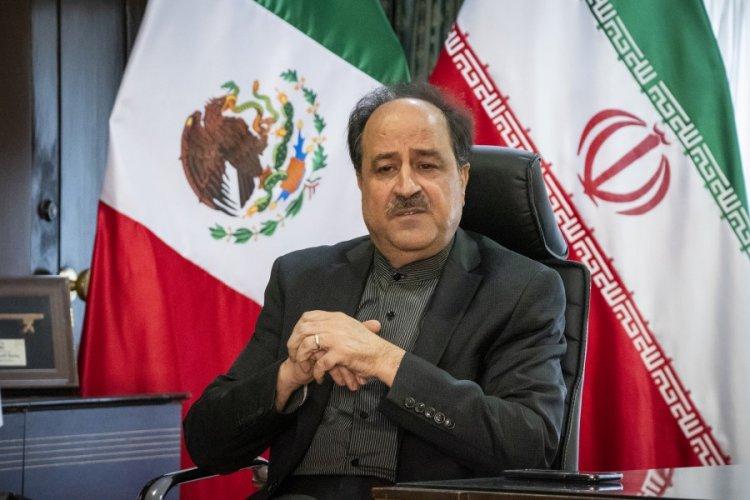 Irán se defiende ante ataques imperialistas: Embajador Iraní en México