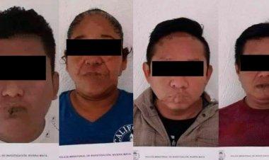 Procesan a cuatro policías de Tulum por asesinato de Victoria Salazar