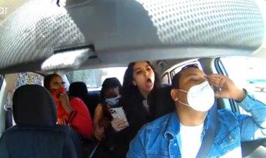Capturan a mujer que tosió y escupió a chofer de Uber en EE. UU.