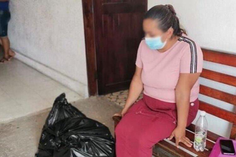 Separan de su cargo a funcionarios que entregaron restos humanos en bolsas de basura