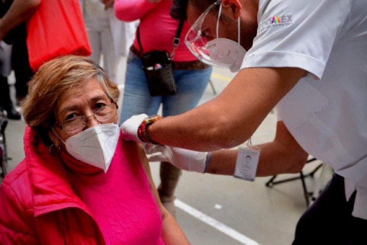 Próximo miércoles Chicoloapan, Tecámac y Acolman inician vacunación