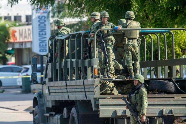En México grupos criminales y gobierno trabajan coludidos, denuncia EU