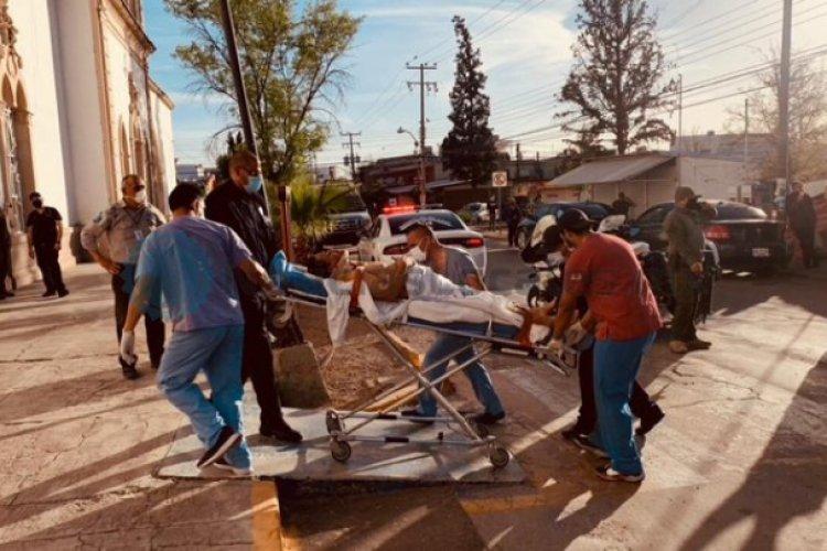 Matan a cuatro policías y hieren a siete tras emboscada en Chihuahua
