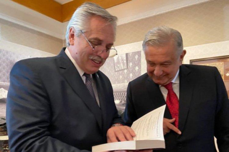 AMLO desea pronta recuperación a presidente de Argentina por dar positivo a COVID-19