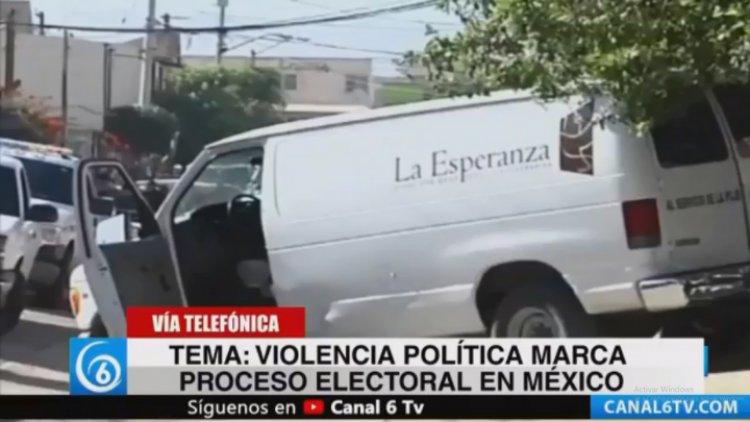Elecciones 2021 marcadas por la violencia política: consultora Etellekt