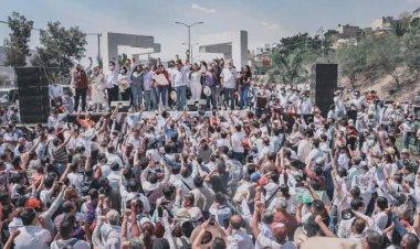 Con marcha, Félix Salgado exige que INE le regrese su candidatura