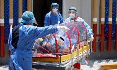 Pandemia de Covid-19 ha arrebatado la vida a casi 4 mil médicos: SISVER