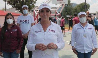 Candidata de Morena a reelección en Metepec amenaza a contrincante