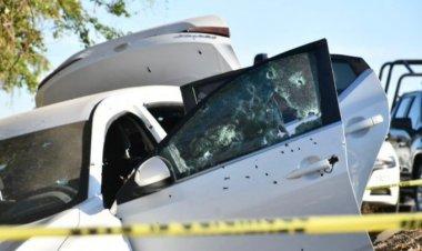 Asesinan a balazos a Joel Soto, director de policía estatal de Sinaloa