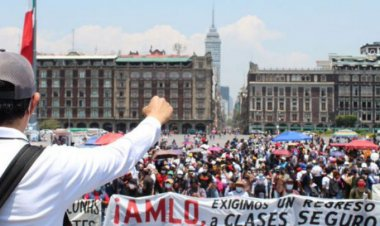 Protesta estudiantil de la FNERRR causa impacto a nivel mundial