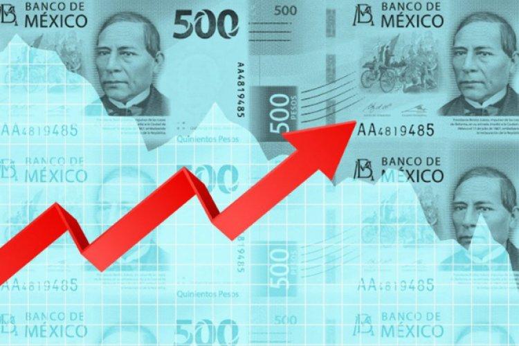 ¡Inflación en México está por los cielos!
