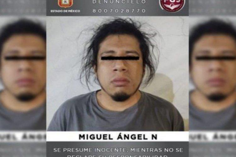 Capturan a feminicida de Ecatepec; permaneció seis años prófugo en Morelos