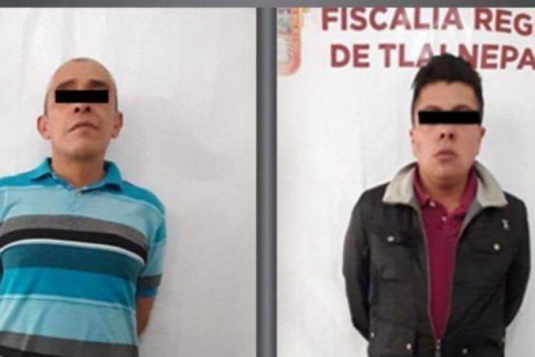 Caen sujetos que intentaron robar 60 mil pesos a cuentahabiente