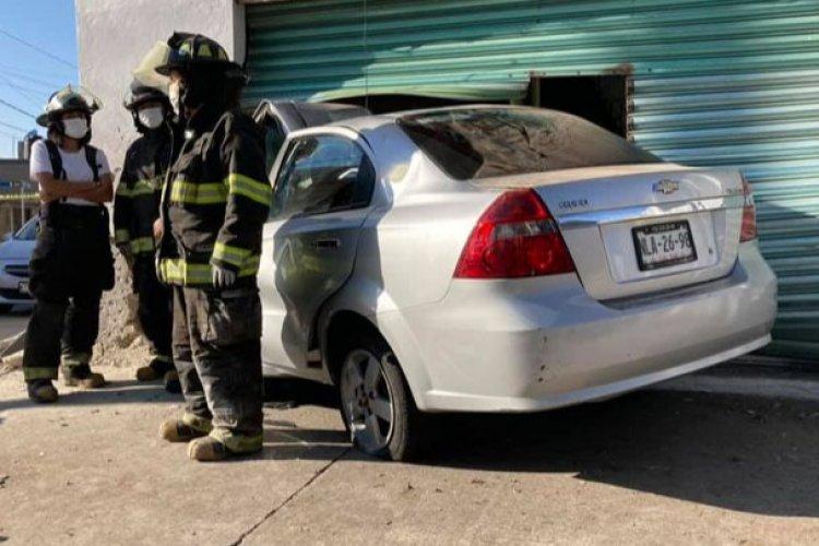 Conductor fallece tras choque en Avenida de las Torres