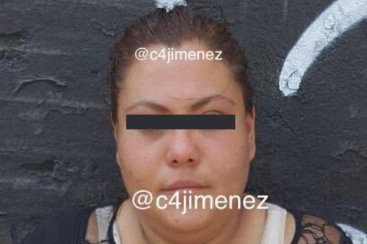 Cae mujer que fue grabada golpeando a adulto mayor en la CDMX