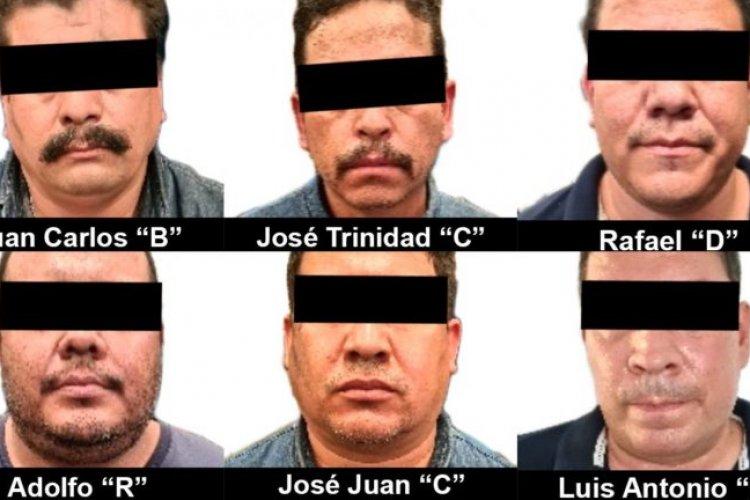 Procesan a seis integrantes del CJNG por narcotráfico en Colima