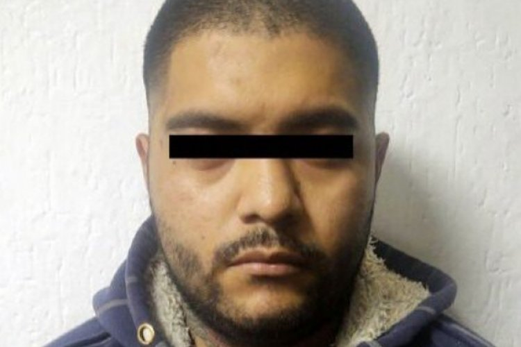 FGJEM asegura a presunto homicida de joven en Nezahualcóyotl
